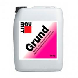 Baumit Grund глубокопроникающая грунтовочная смесь, бесцветная, 10л