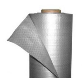 Паробарьер SILVER 100; 75м2, пароизоляционная пленка