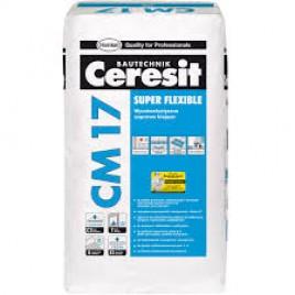 СМ-17 CERESIT клей для водяного и электрического теплого пола, 25кг