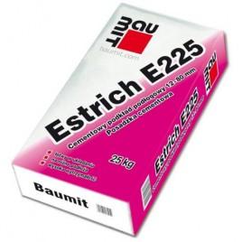 Стяжка Baumit Solido E225 для пола, толщина от 12 до 80мм