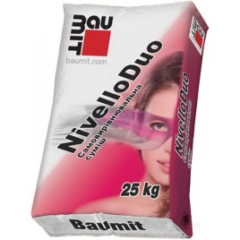Baumit Nivello UNO самовыравнивающаяся смесь, от 2 до 20мм