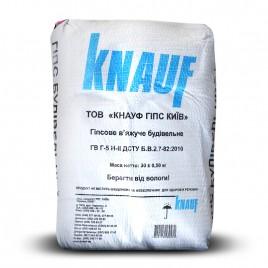 Гипс строительный Knauf( Г5 ), 5 кг