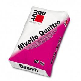 Baumit Nivello Quattro самовыравнивающаяся смесь, от 1 до 20мм