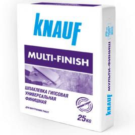 Мультифиниш KNAUF, 25кг