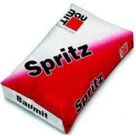 Spritz Baumit цементный обрызг, в качестве подготовки основы, 25кг