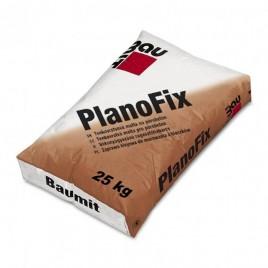 Baumit Planofix клеевая смесь для кладки газобетонных блоков, 25кг