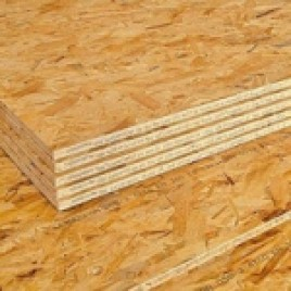 OSB 15, панели для отделки помещений (15мм*1,25м*2,5м)