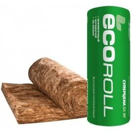 Минвата ECOROLL KNAUF INSULATION, 5см - 20м2 в упаковке, 10см - 9м2 в упаковке