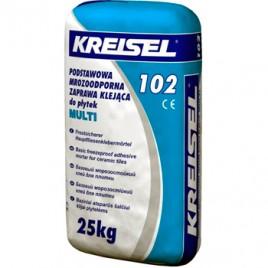 KREISEL MULTI 102 клеящая смесь для керамической плитки, 25кг