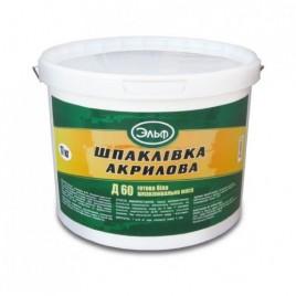 Шпатлевка Эльф Д-60, 27 кг