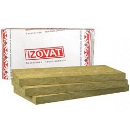 Утеплитель IZOVAT 135 (Изоват) 1000*600*100мм,1,2м2 в упаковке (плиты)