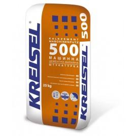 ШТУКАТУРКА KREISEL 500 цементно-известковая машинного нанесения 25кг.