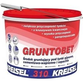 PUTZGRUNT KREISEL 310, грунтовка с кварцевым песком, 10л