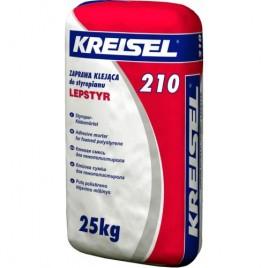 KREISEL 210 Клей для плит из пенополистирола, 25кг